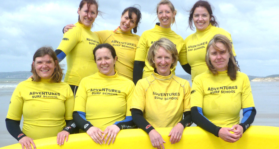Activity based Hen Weekends with Adventures Wales