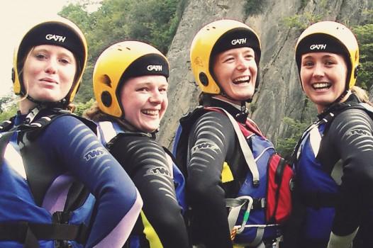 Hen Weekend Packages Adventures Wales