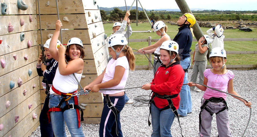 Schools and Colleges Activity Days with Adventures Wales