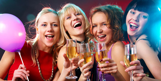 Hen Weekends in Cardiff and Porthcawl at Adventures