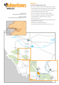 Download our PDF showing our location and detailed directions