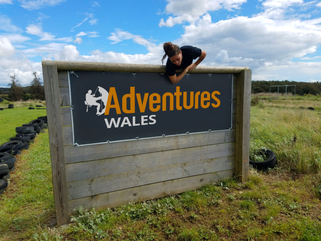 Adventures Wales Muddy Assault Course n Porthcawl