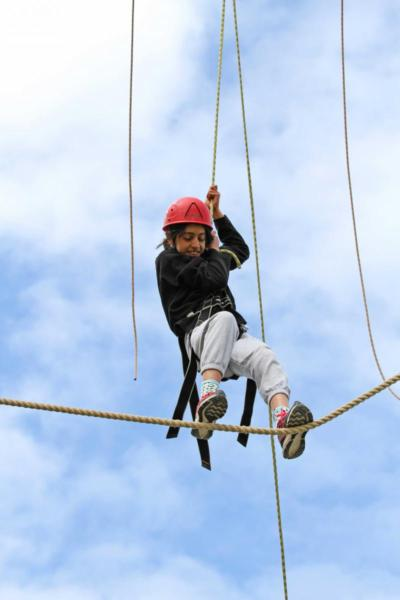 High Ropes Adventures Wales