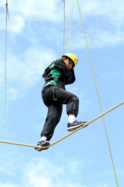 High Ropes in Wales