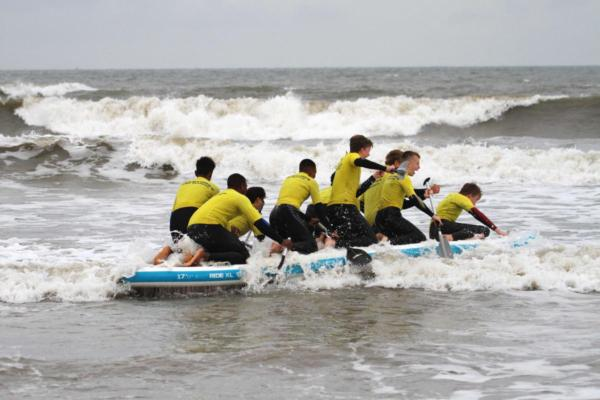 SUP Stand Up Paddle Surfing Lessons Wales
