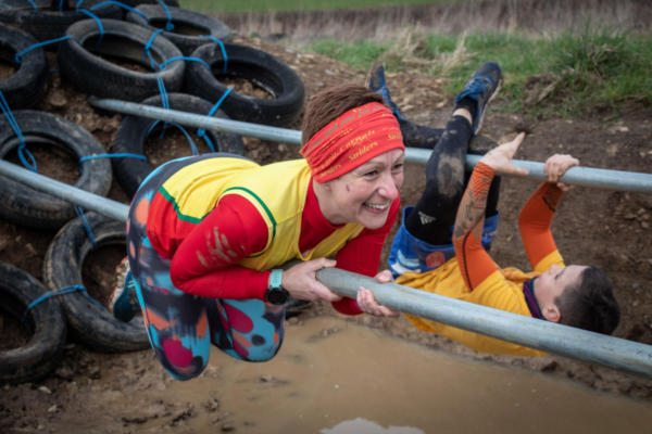 Muddy Assault Course