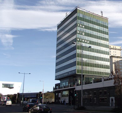 Cardiff Stag Weekends - Big Sleep Hotel