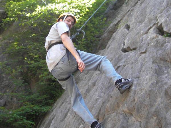 Rock Climbing Courses Near Swansea