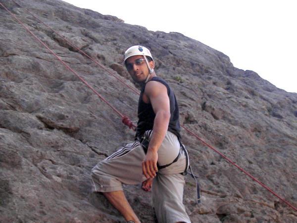 Rock Climbing Courses Near Cardiff