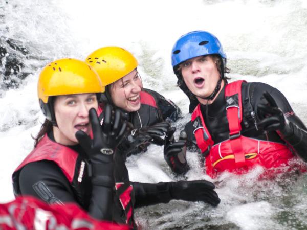 Coasteering Groups in Wales