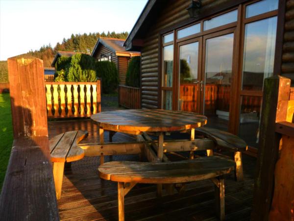 Log Cabin Stag Weekends Near Swansea Wales