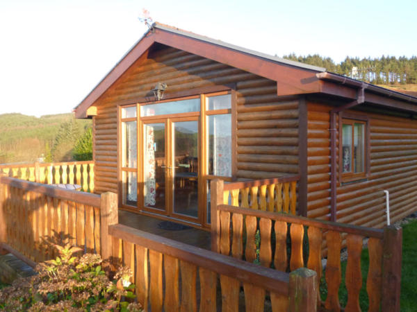 Log Cabin Stag Weekends in Neath Valley