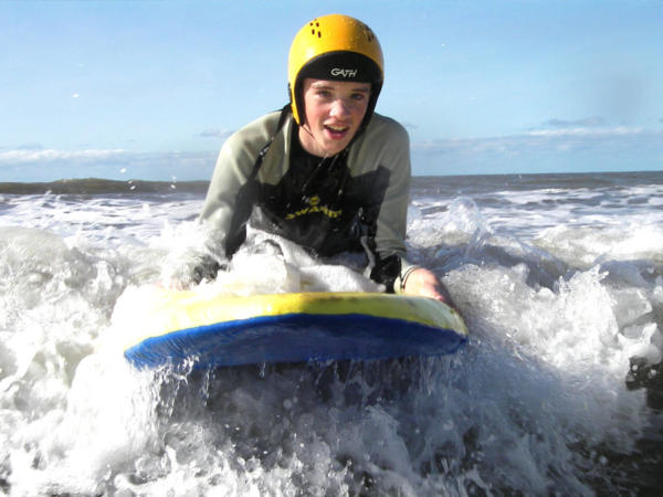 Surfing Lessons in Wales