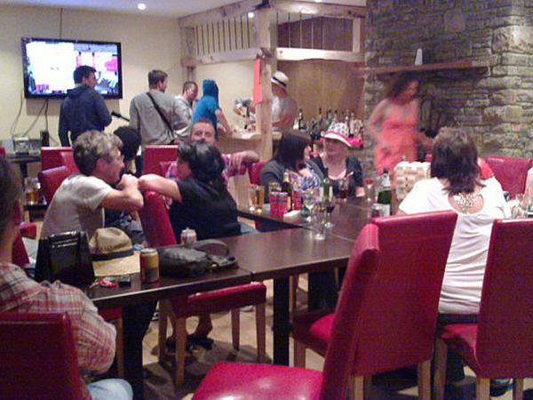 The Lodge Stag Weekends in Neath Valley